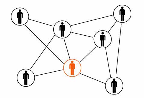 Сеть взаимосвязанных компаний с целью оптимизации налогов и прибыли